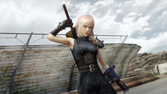 Lightning Returns : Heroïne aux allures de Cloud (DLC)