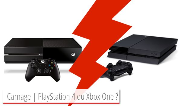 Comparatif Jeux et Matos : PS4 vs XBOX ONE !
