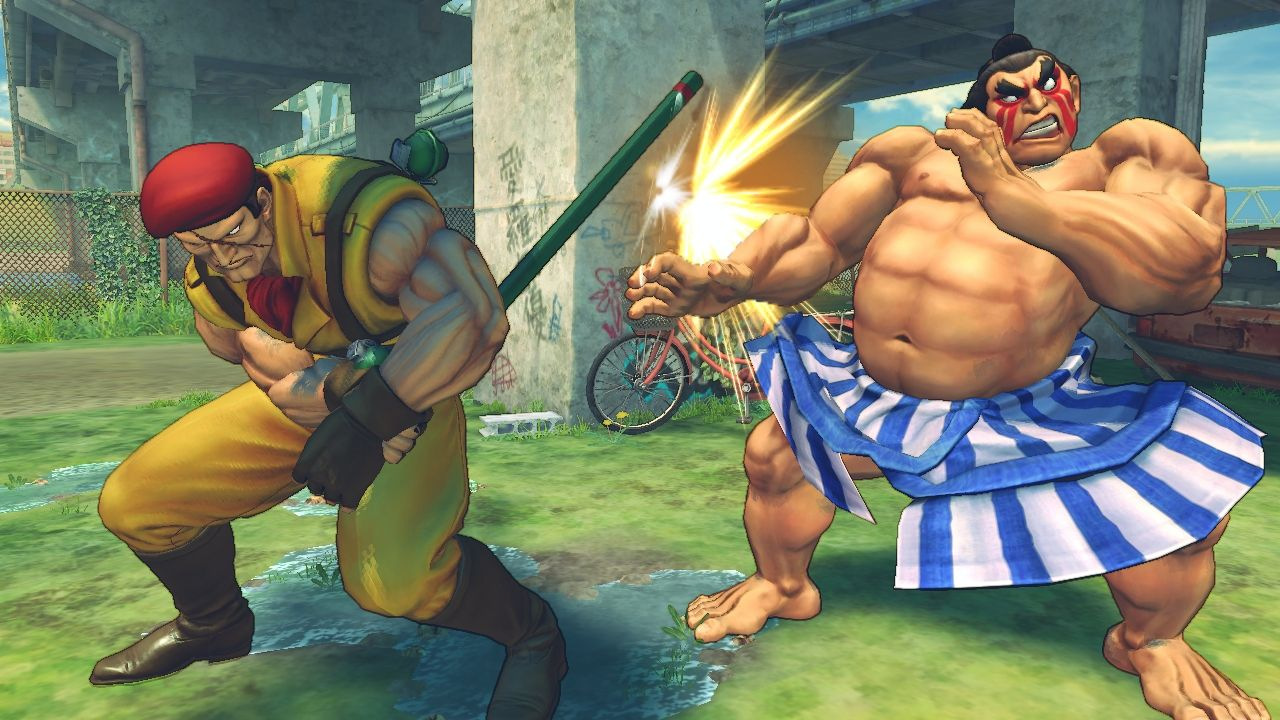 Ultra Street Fighter IV :  Il va faire mal !
