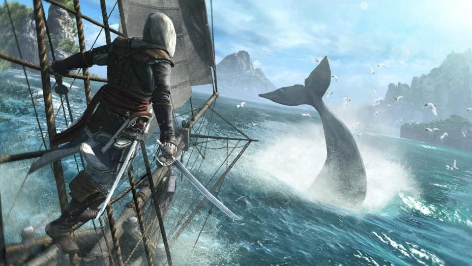 Asssassin's Creed 4 : Trailer de pirates !