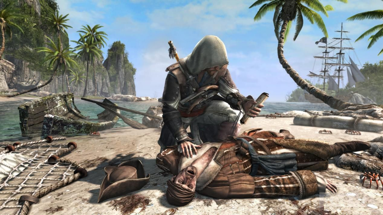 Assassin's Creed 4 : Images maritimes en vue