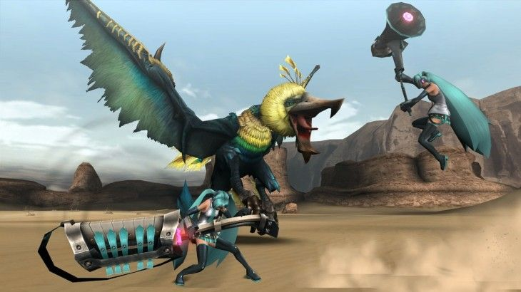 Monster Hunter Frontier G : Trailer, mon beau trailer...