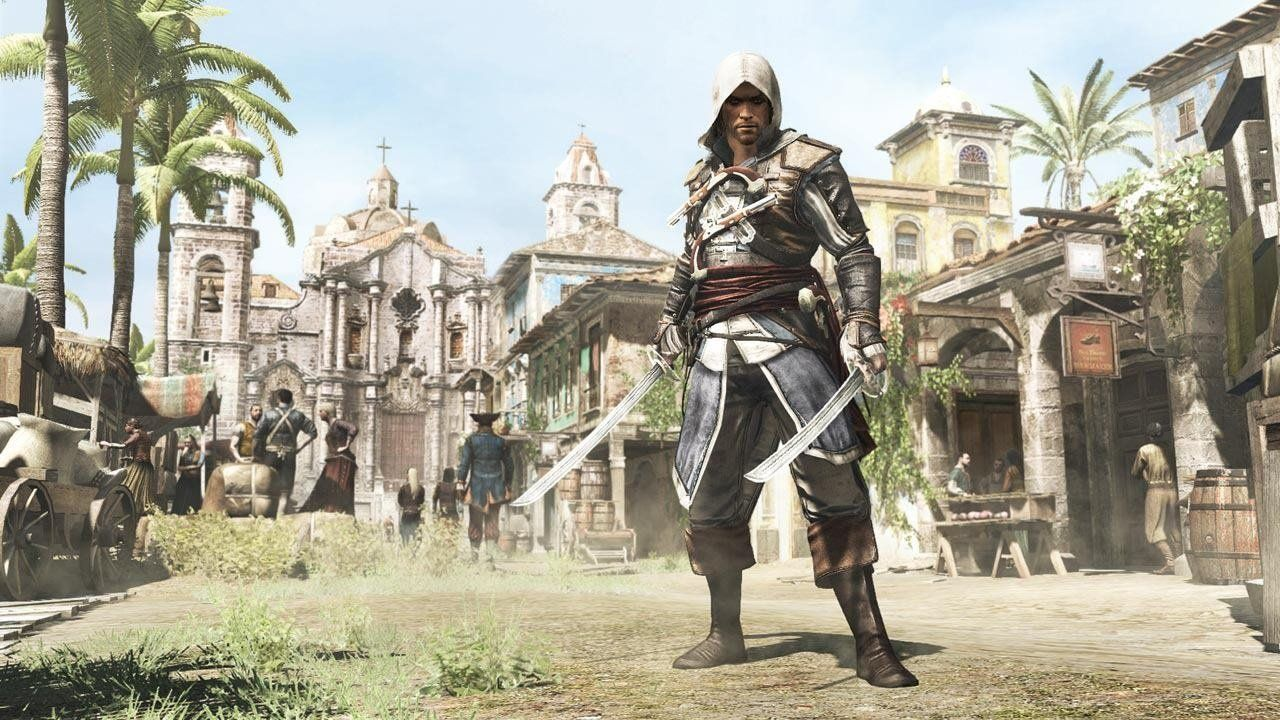 Assassin's Creed IV Black Flag : trailer interactif
