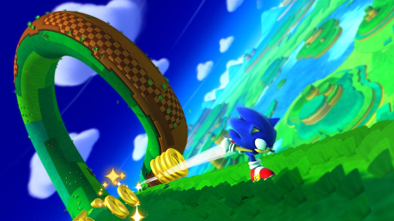 Sonic Lost World : 3D, 2D et plates formes