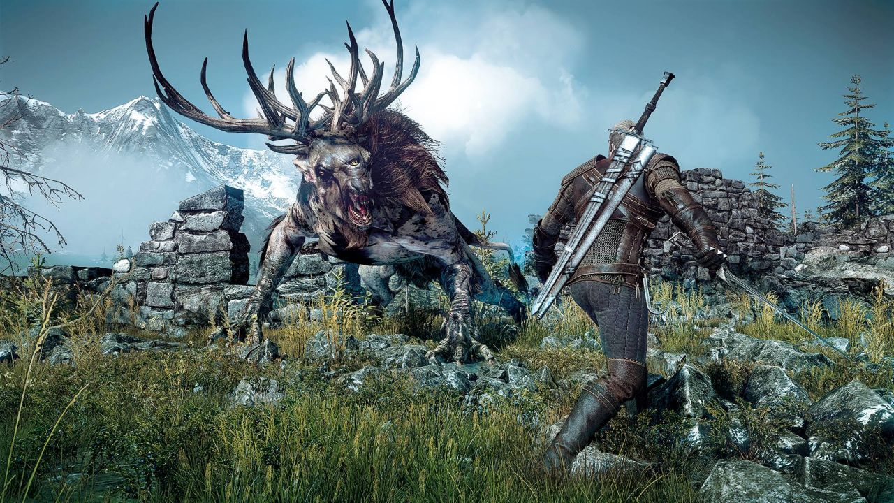 The Witcher 3 : Wild Hunt  -  Le nouveau Trailer