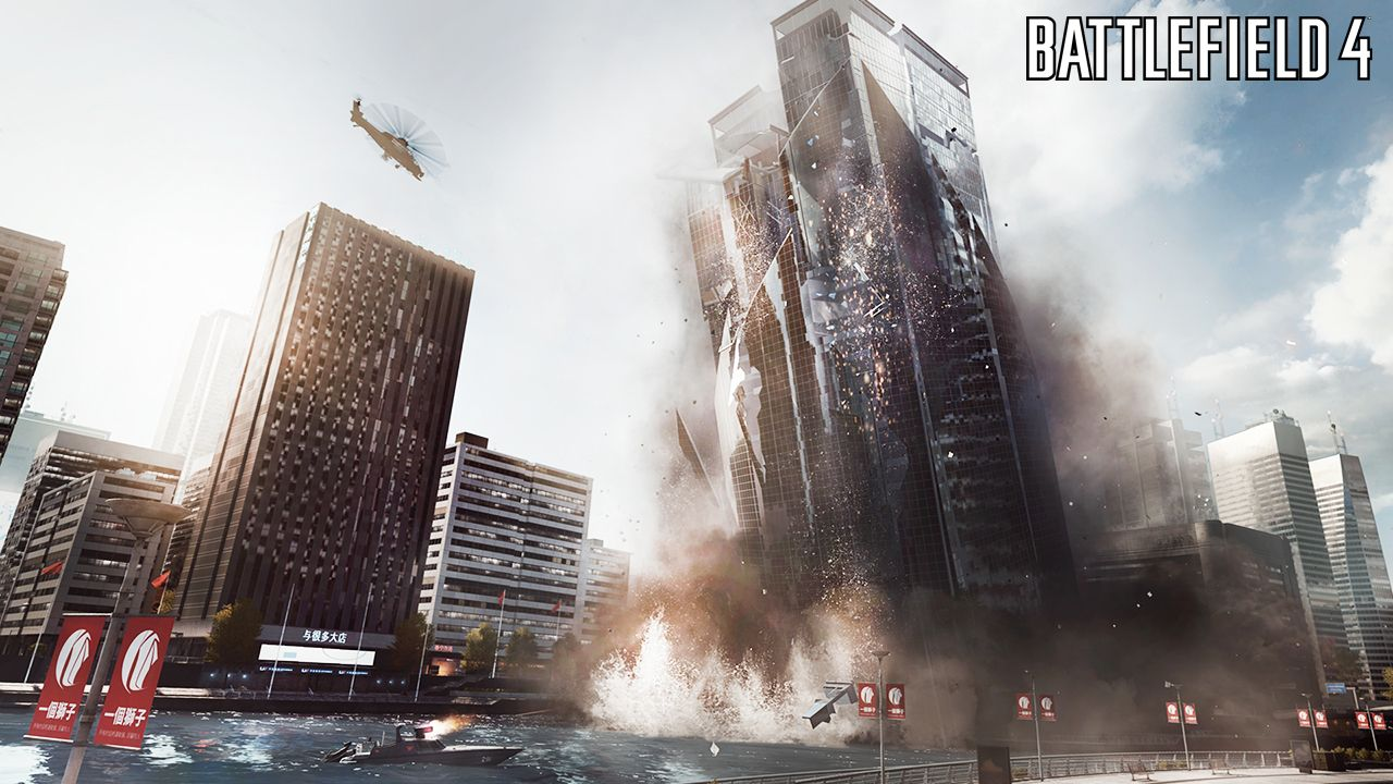 Battlefield 4 : Trailer Levolution
