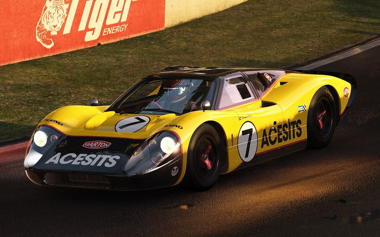 Project Cars : max d'images