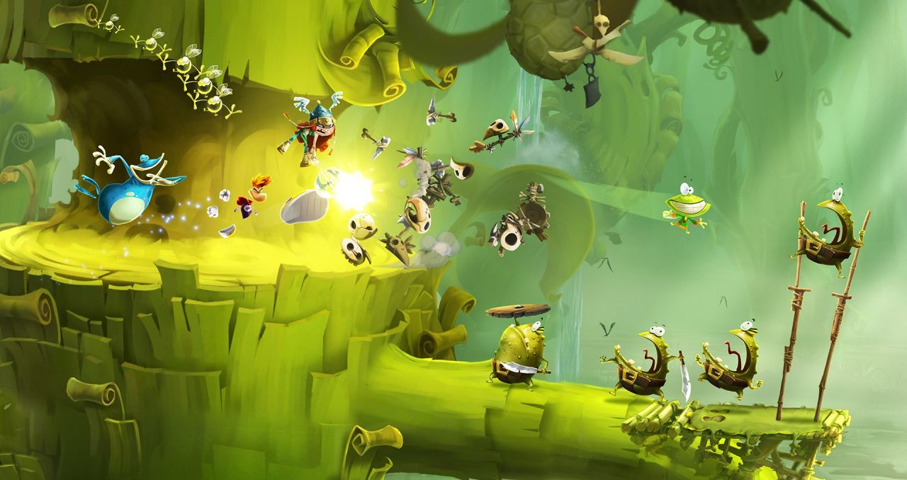 Rayman Legends : Le trailer de sortie