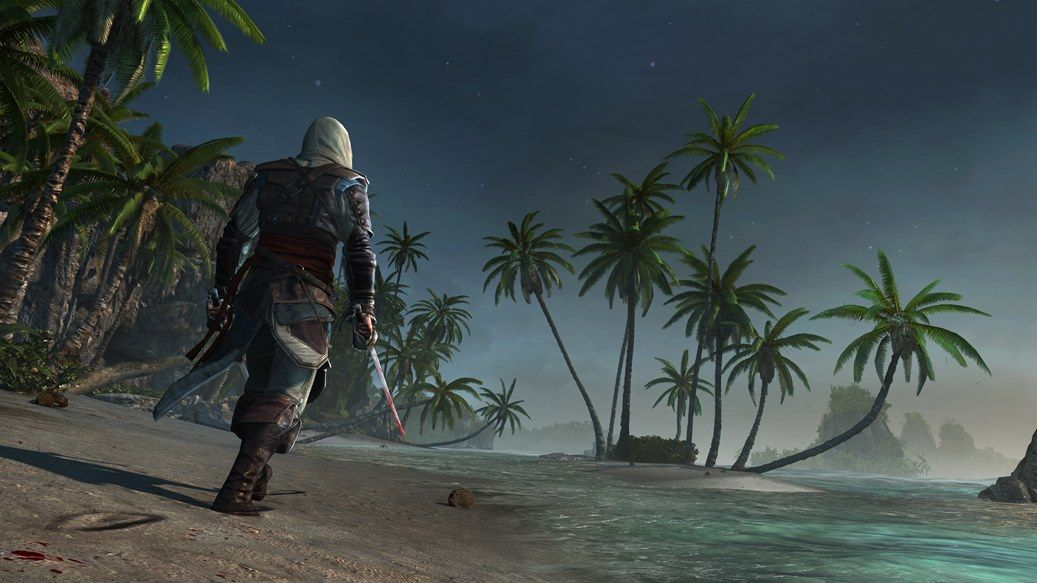 Assassin's Creed 4 : 10 min de gameplay en vidéo