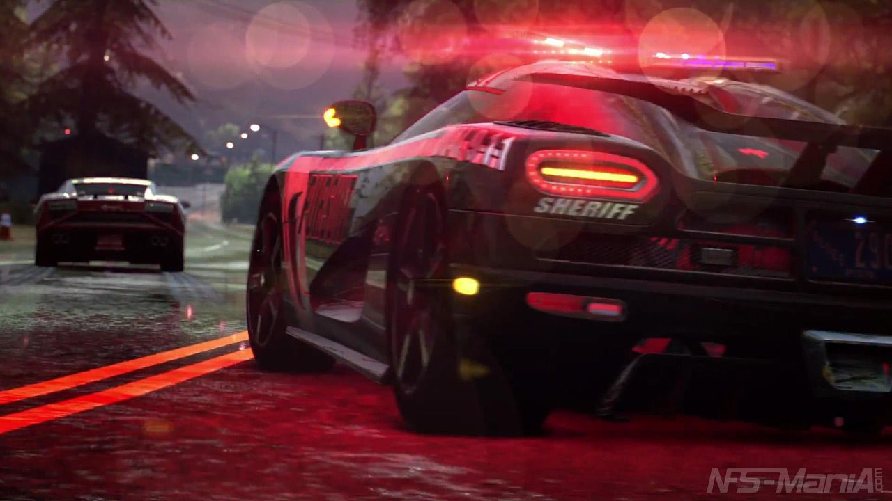 Need for Speed Rivals : nouveau Trailer