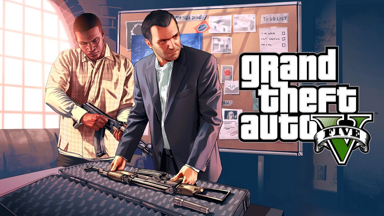 Live and Direct : Grand Theft Auto V