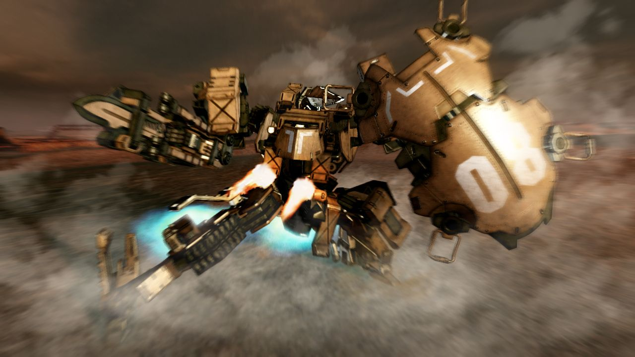 Armored Core : Verdict Day - Dévoile son trailer...
