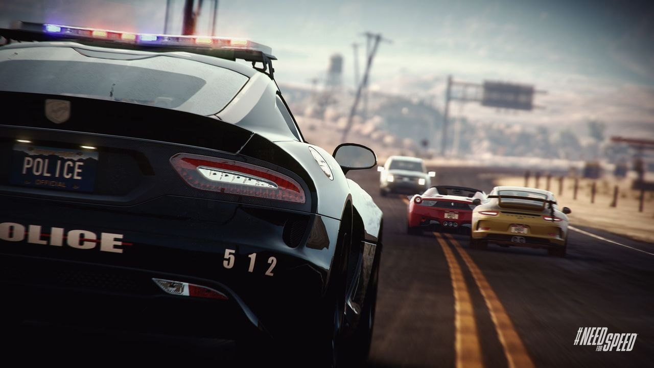 Need for Speed Rivals : trailer qui décoiffe