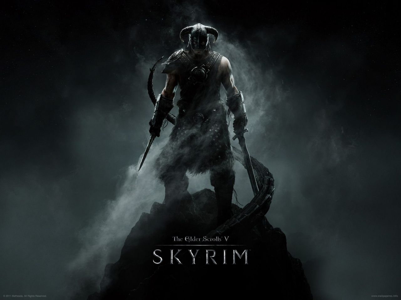 The Elder Scrolls V : Skyrim