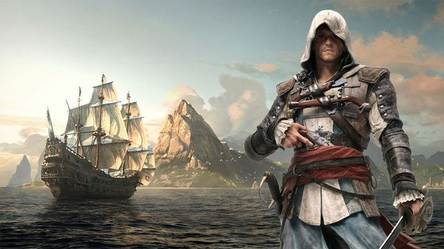 Assassin's Creed 4 : petit spot TV