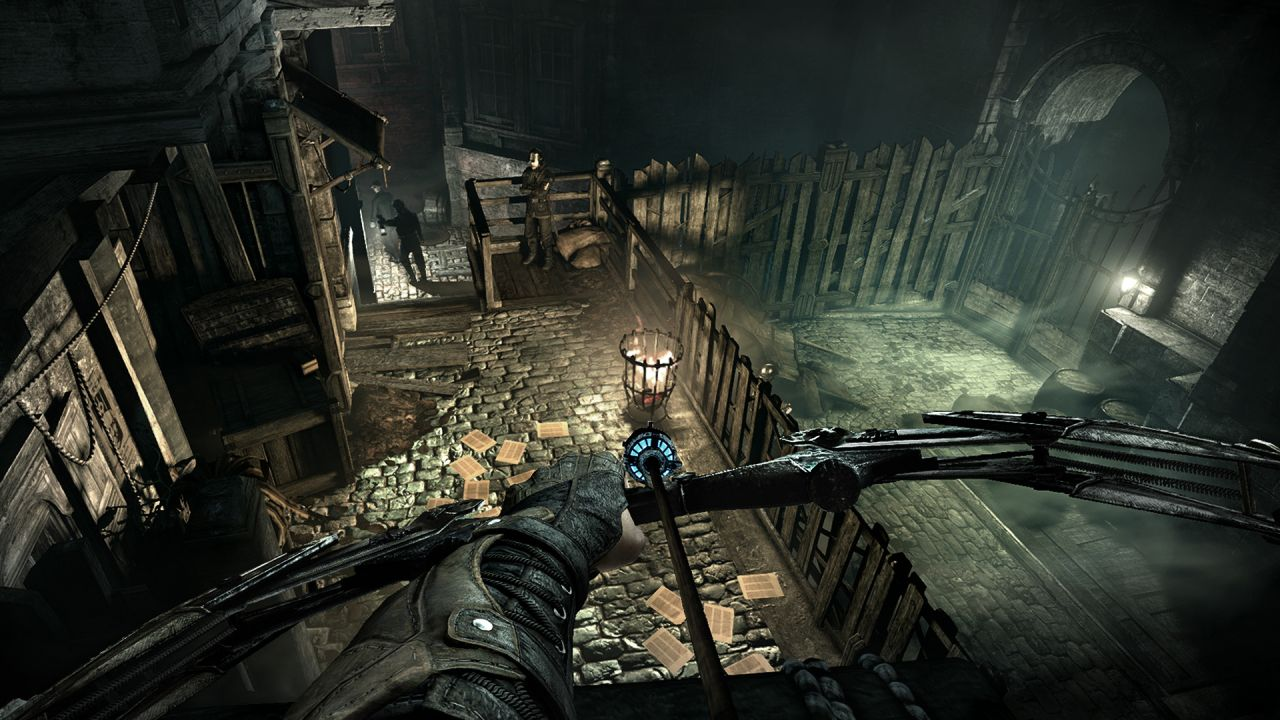 Thief : du gameplay en vidéo