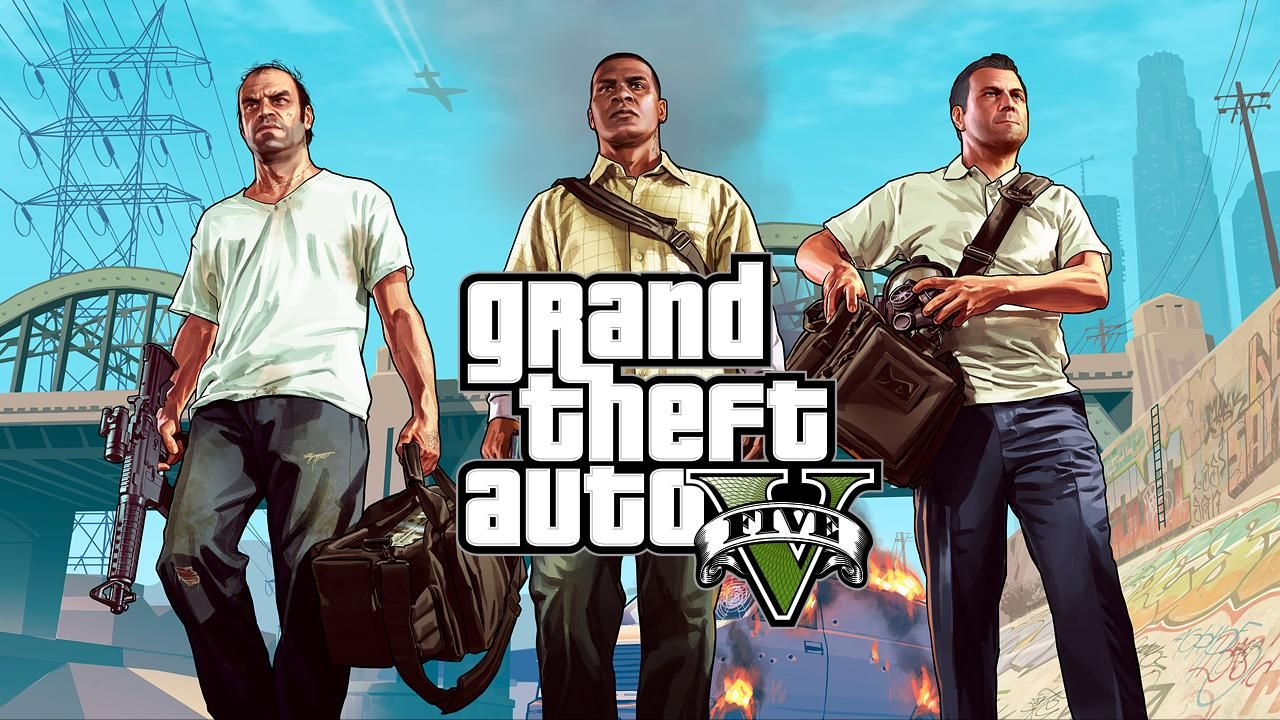 GTA V : Le patch 1.03