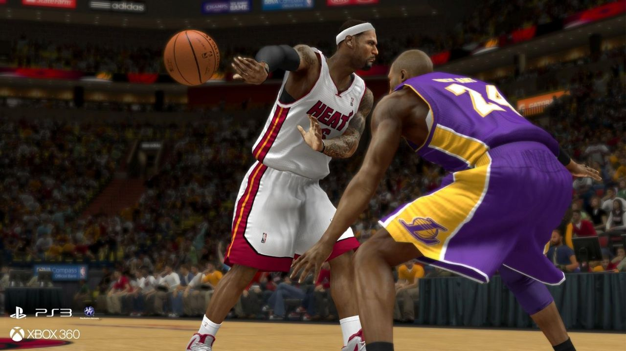 NBA2K14 : L'application MyNBA 2K14 est disponible