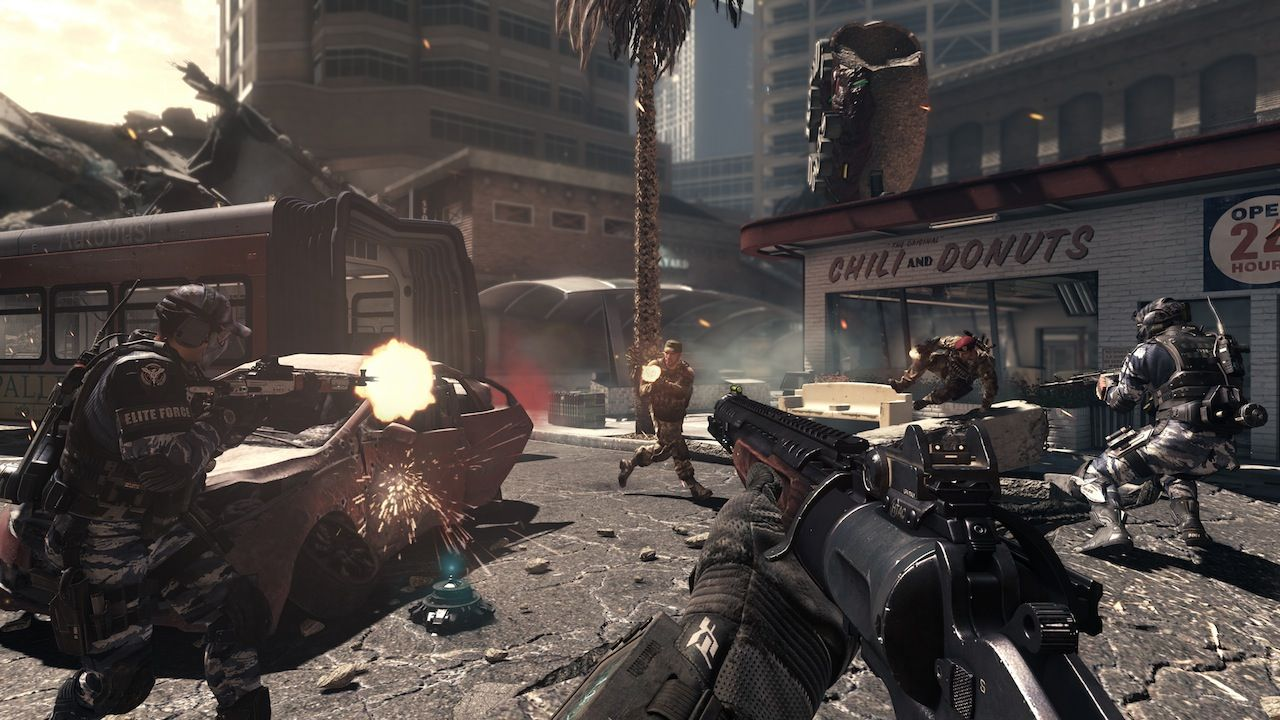 Call of Duty Ghosts : Le Comparatif - Xbox One vs PS4