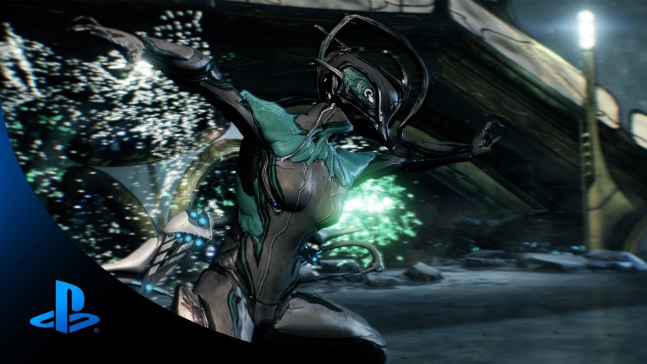Le trailer PS4 de Warframe