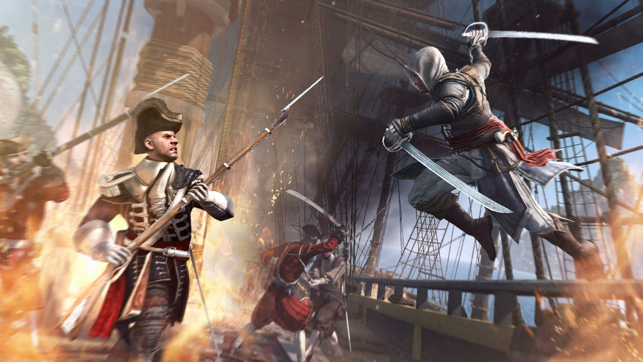 Assassin's Creed IV Black Flags : Le Test-Ecrit Console Fun