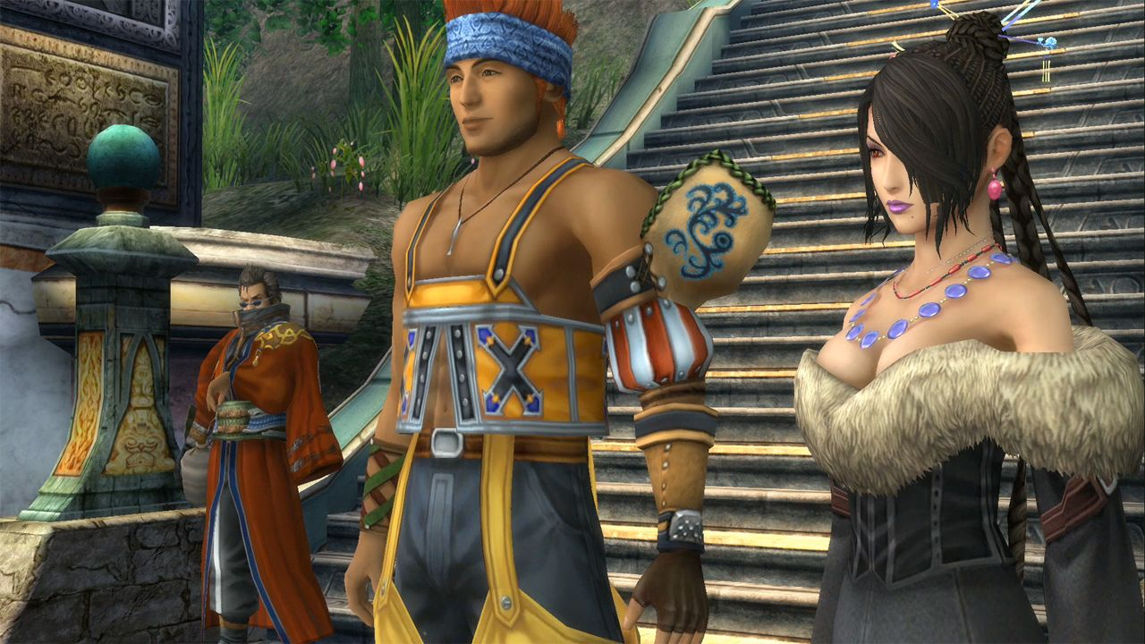 Final Fantasy X / X- 2 HD Remaster
