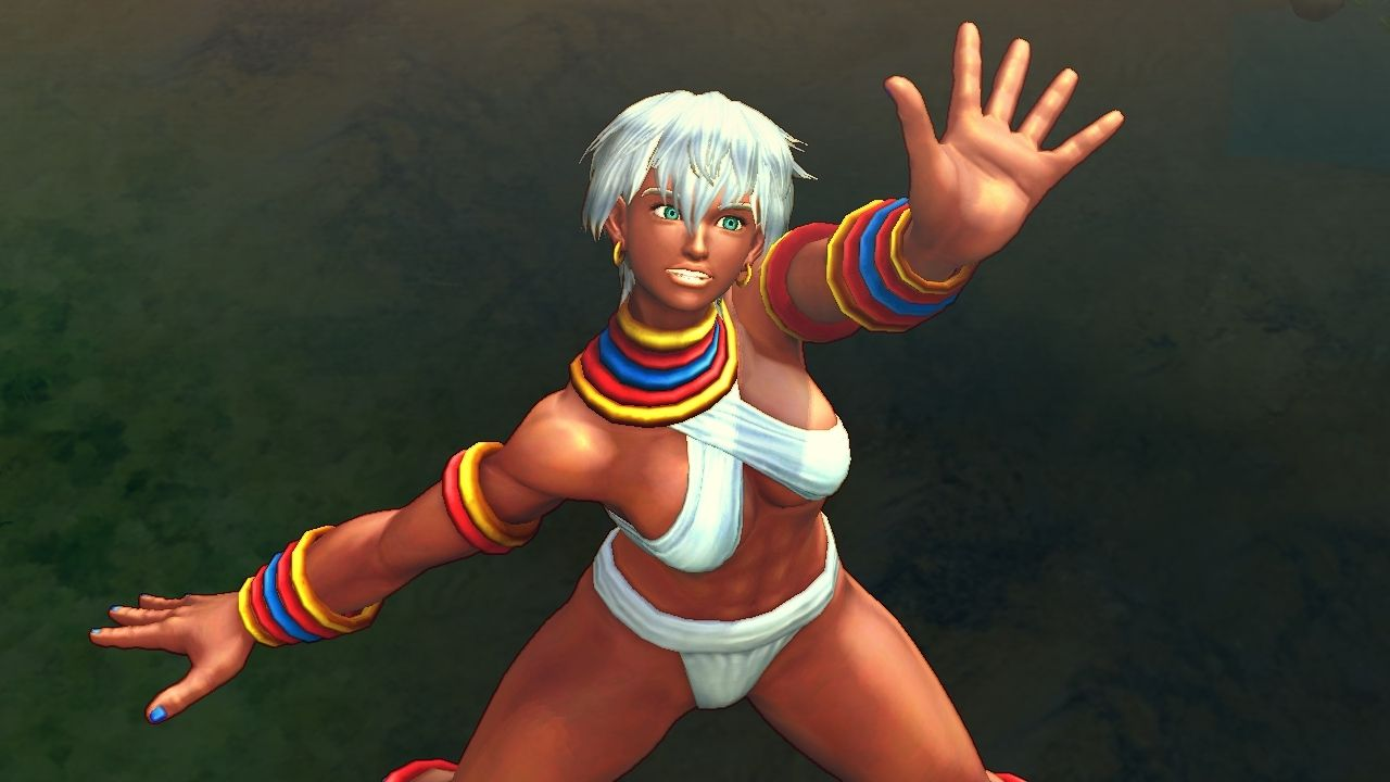 Ultra Street Fighter IV : Les images...