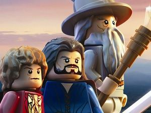 Lego Le hobbit : Confirmation pour le printemps 2014