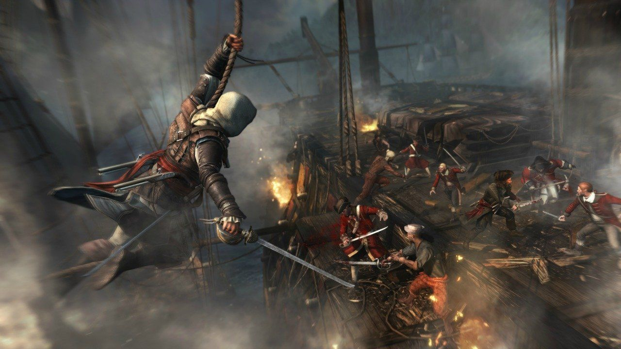 Assassin's Creed IV : Le DLC Freedom Cry daté