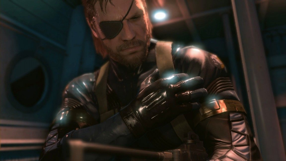 MGS Ground Zeroes : la jaquette US/EUR