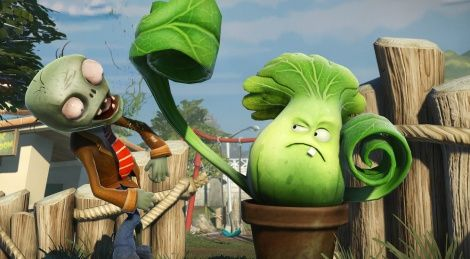 Plants vs Zombies Garden Warfare : Du gameplay en vidéo
