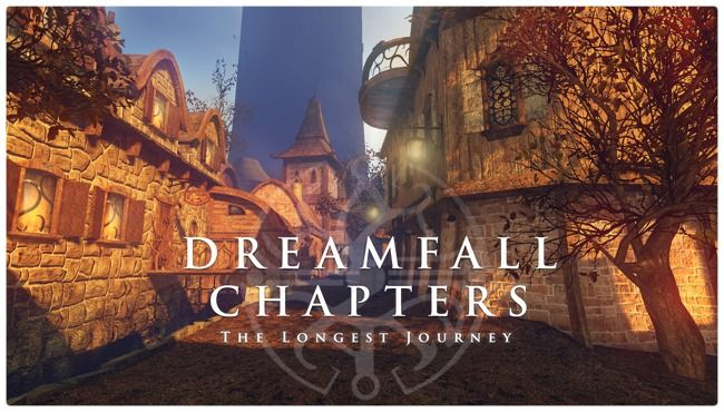 Test vid�o Dreamfall Chapters