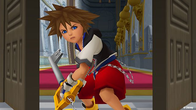 Kingdom Hearts 2.5 HD Remix : Le plein d'images