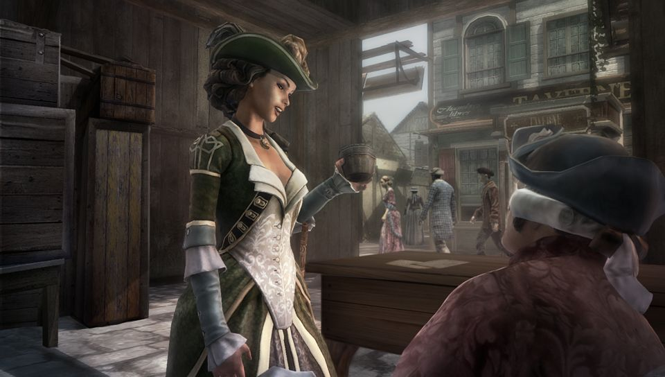 Assassin's Creed Liberation HD : Images comparatives...