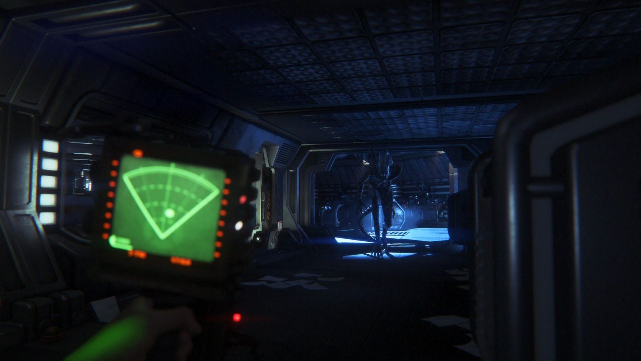 Alien Isolation : La Next-Gen en 1080p