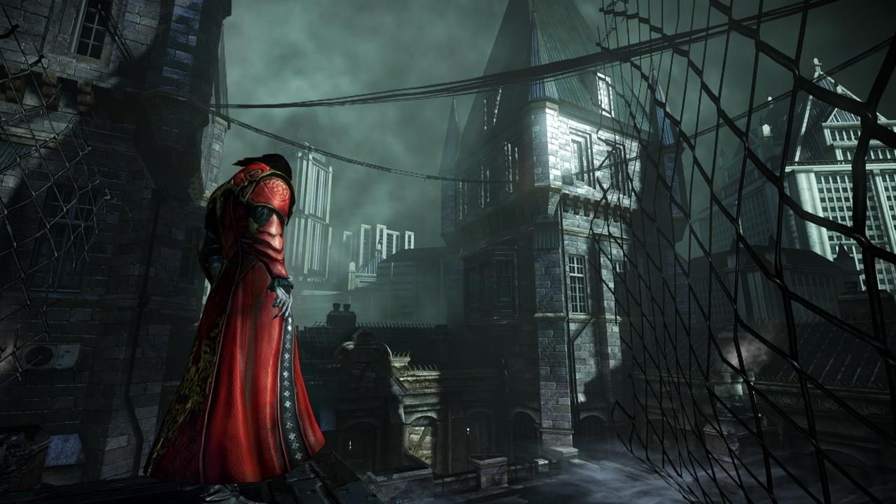 Castlevania : Lords of Shadow 2 - Du gameplay en vidéo