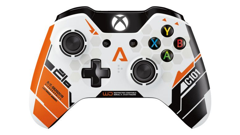 TitanFall : Une manette Xbox One exclusive !