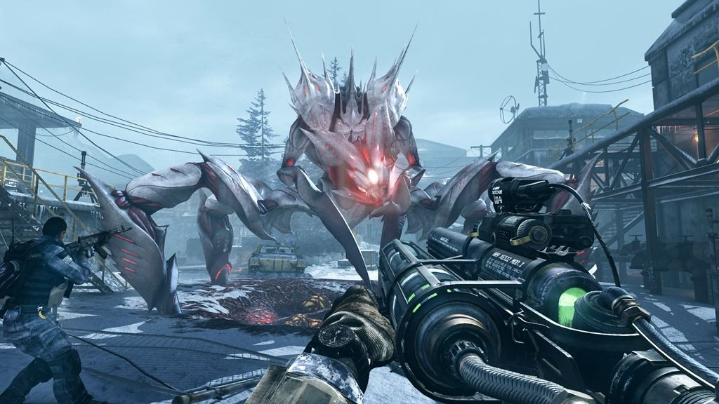 Call of Duty - Ghost : Nightfall en vidéo
