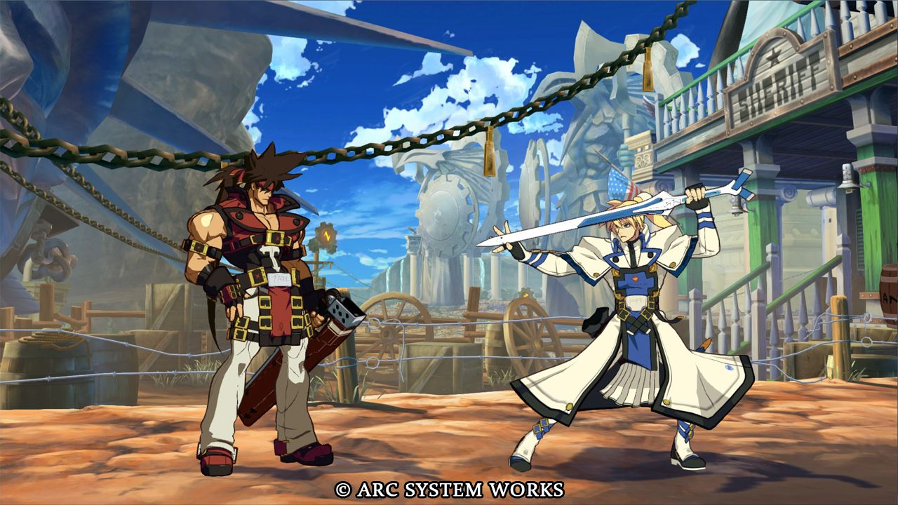 Guilty Gear Xrd SIGN: Cinématique d'intro