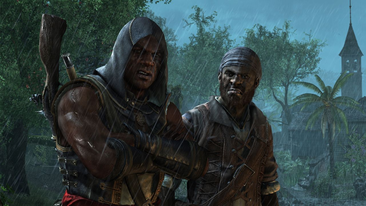 Assassin's Creed 4 : Le DLC qui devient stand alone