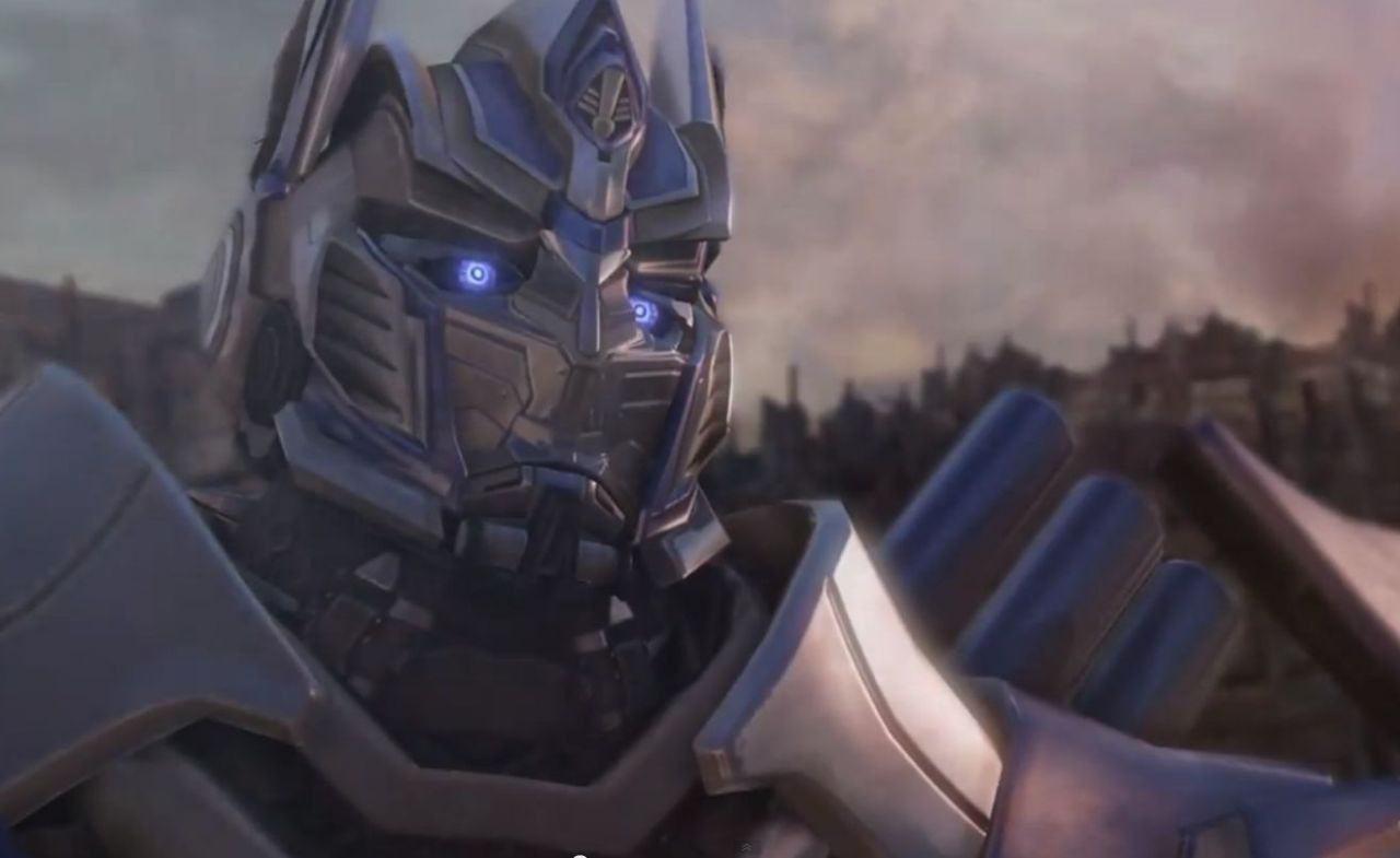 Transformers: Rise of the dark spark annoncé