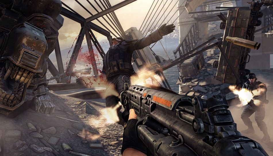 Wolfenstein The New Order : Une date et du gameplay