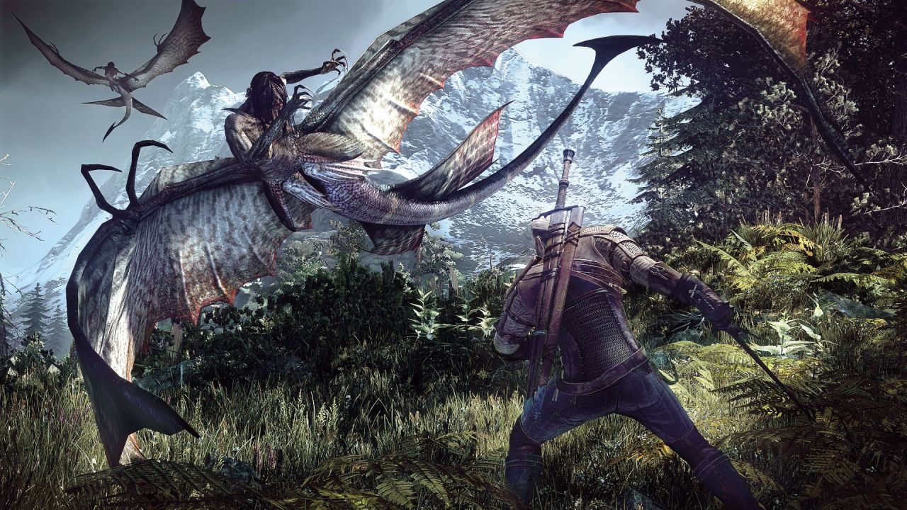 The Witcher 3 : Repoussé en 2015