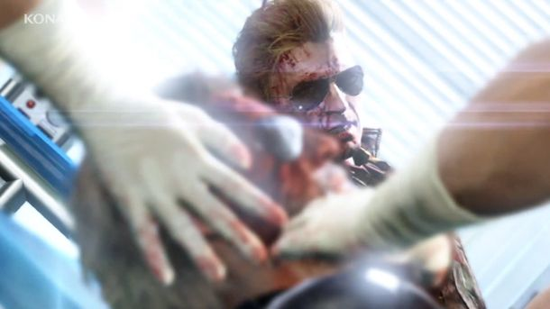 MGS Ground Zeroes : Quand le web s'enflamme