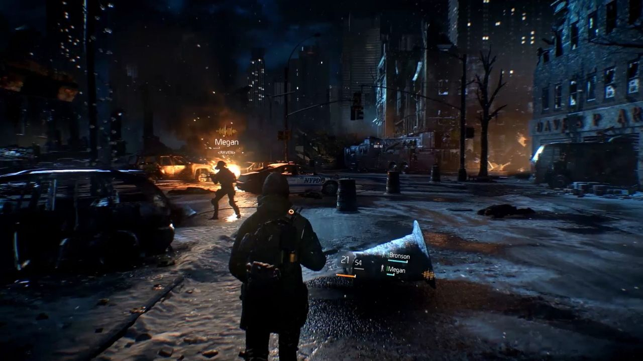 The Division : New York en images