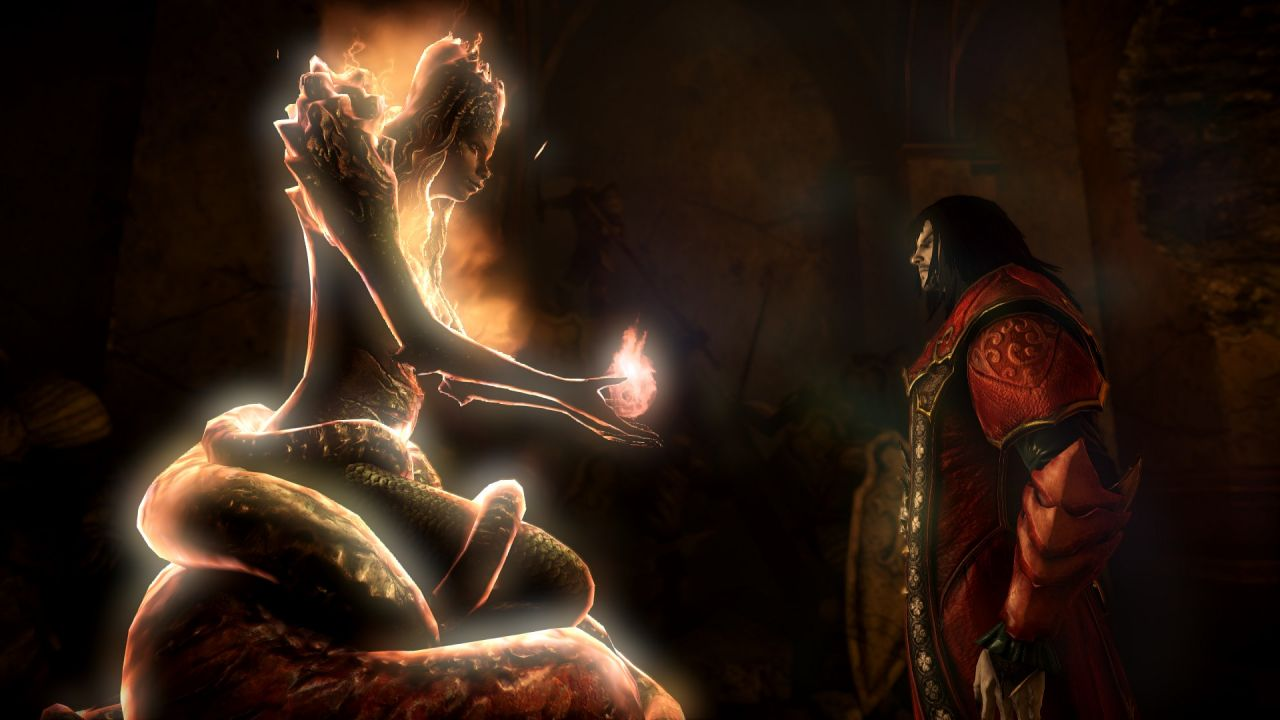 Test : Castlevania Lords of Shadow 2