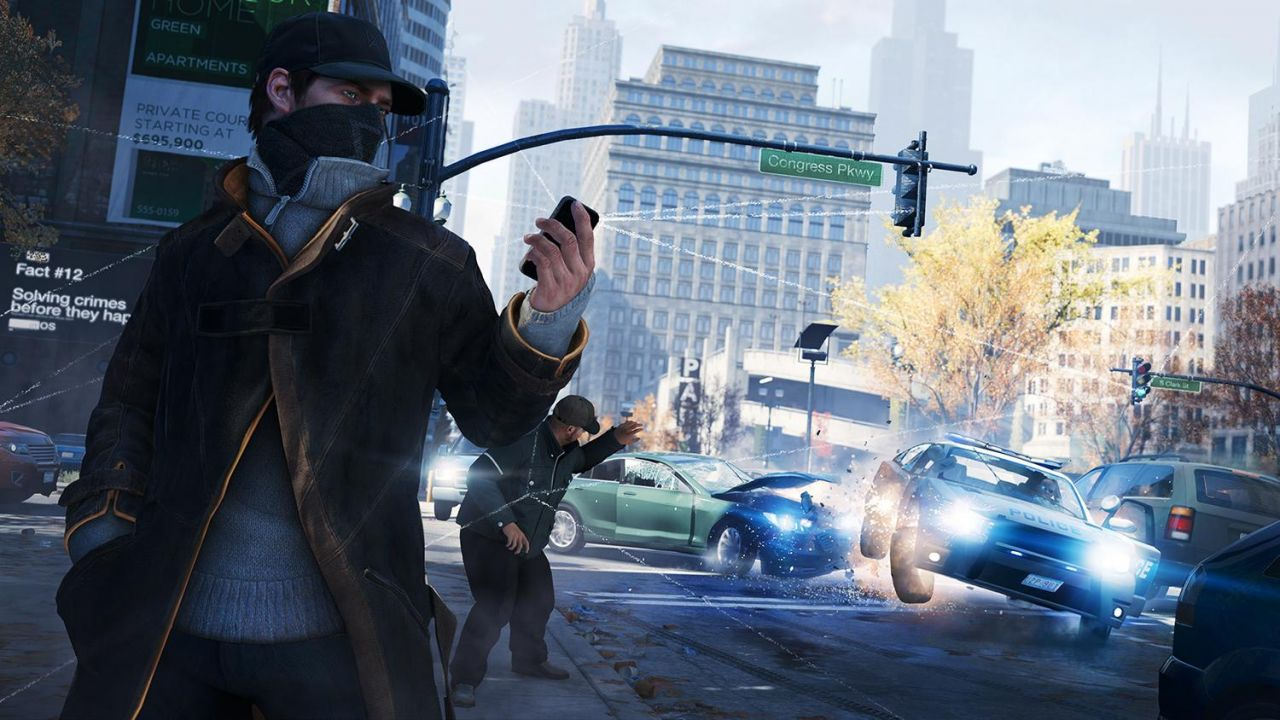 Watch Dogs : Bienvenu à Chicago