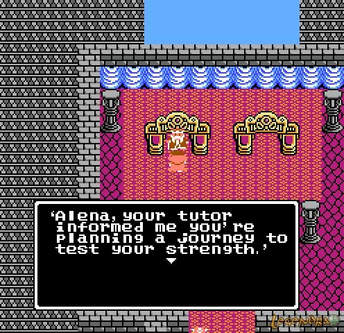 Dragon Quest IV : L'apopee des elus