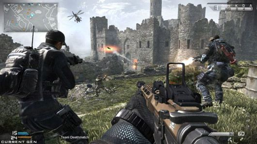 Call of Duty Ghosts : Le nouveau pack de Map (en vidéo)