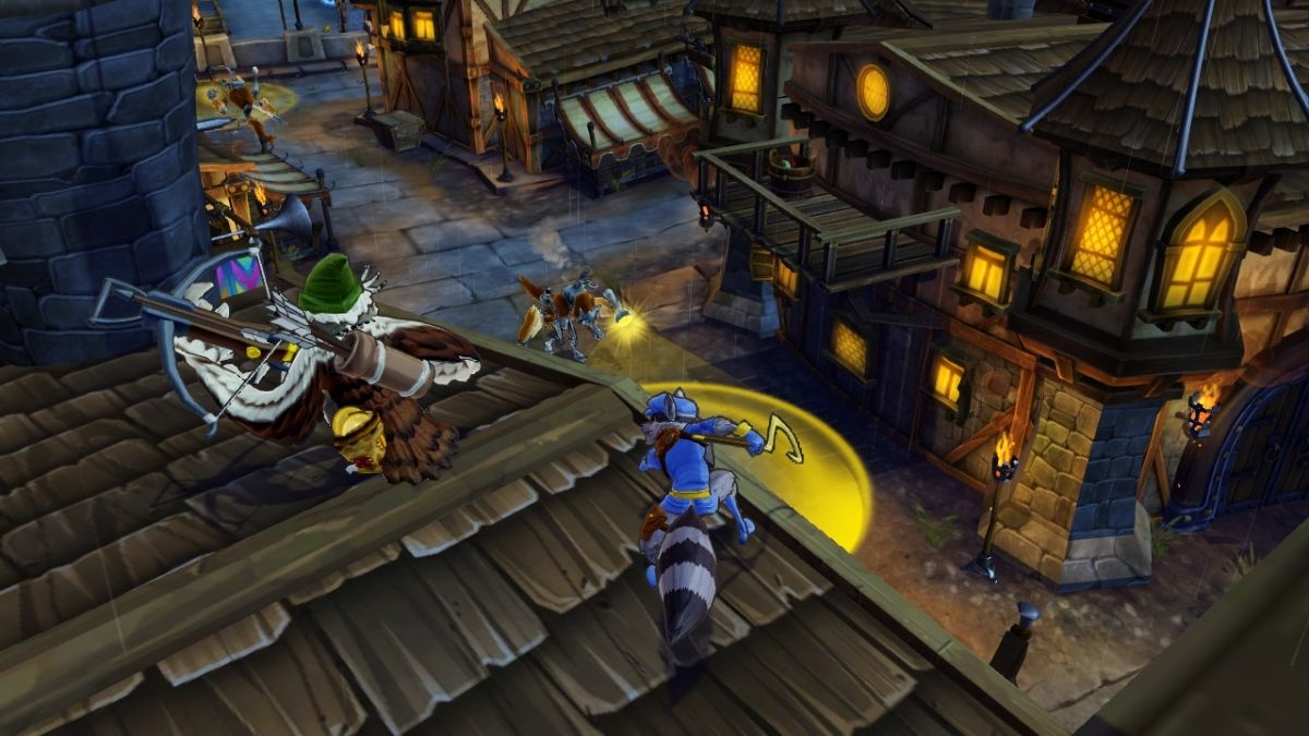 Sly Cooper : Voleurs a travers le Temps
